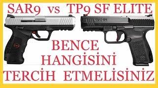 SAR9 vs TP9 ELİTE Hangisini Almalısınız