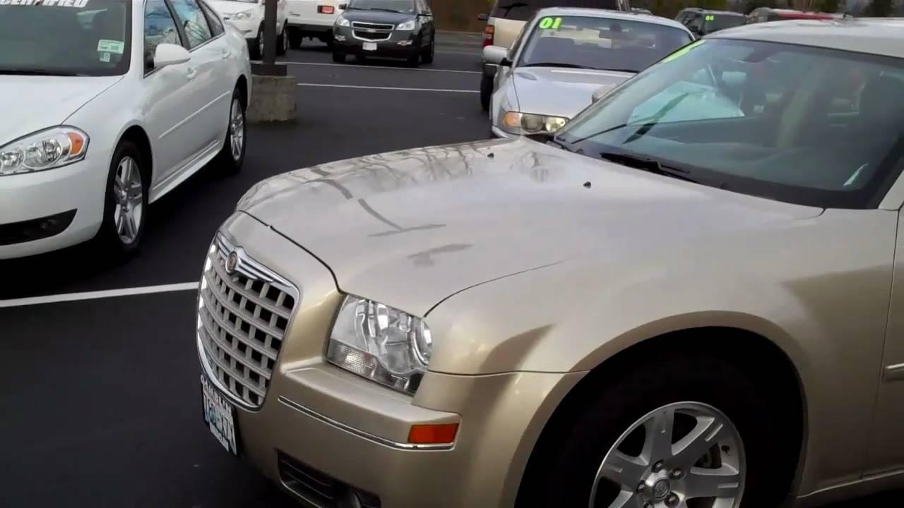 2006 Chrysler 300 Touring Gold Art Gamblin Motors Tim Smith V1995A ...