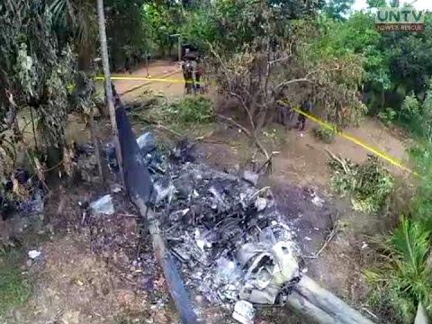 Pagbagsak ng Air Force chopper sa Tanay, Rizal, pinaiimbestigahan sa Senado