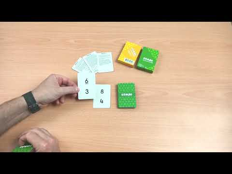 COMBO Card Game: How to Play
