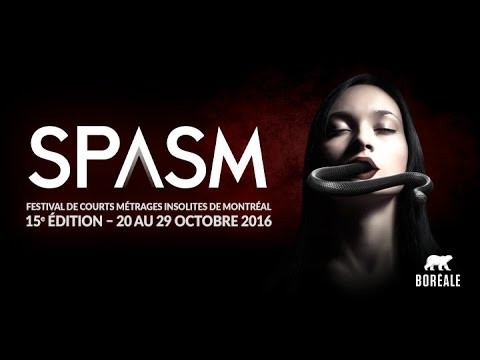 Festival SPASM 2016 - trailer