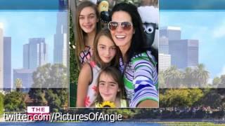 Angie Harmon on The Talk 3-8-2016