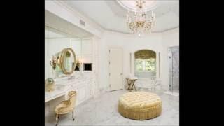 2019 Doğal Mermer Banyo Modelleri