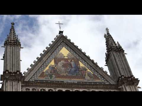 Italy 2012  Umbria part 5  Orvieto  Deruta  Assisi