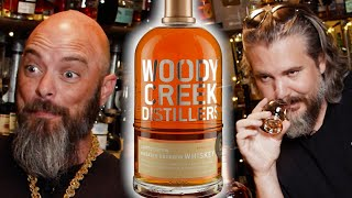 Woody Creek Distillers Wheated Bourbon Review