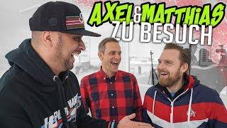 JP Performance - Axel und Matthias zu Besuch!