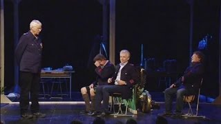 Brandschutzschulung - Gerhard Polt und die Well-Brüder aus'm Biermoos