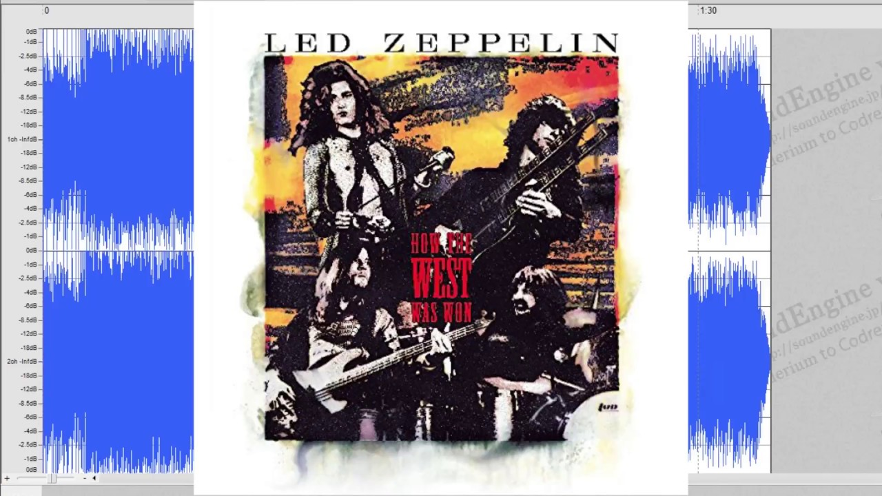 Led Zeppelin How The West Was Won 2003 vs 2018 remaster