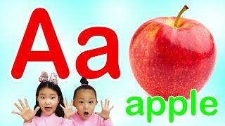 ABC Phonics alphabet Song | Nursery rhymes & Kids song By LoveStar