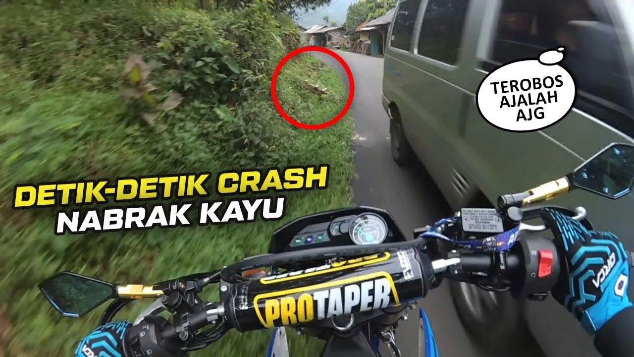 Apes Saat Hindari Adu Banteng - Crash Rx King vs Byson - Hentikan Paksa Pelaku Tabrak Lari || RH#105
