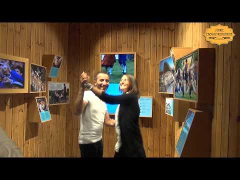Ballare divertendosi, a Expo: padiglione Estonia