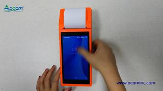 Mobile Pos Android