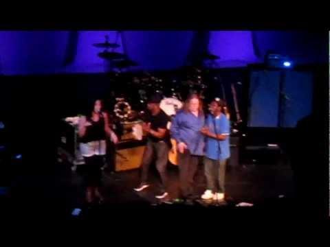 Warren Haynes Band encore - 4/14/2012, Bijou Theatre, Knoxville, TN