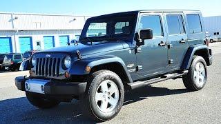 Davis AutoSports 2008 Jeep Wrangler Unlimited Sahara For Sale