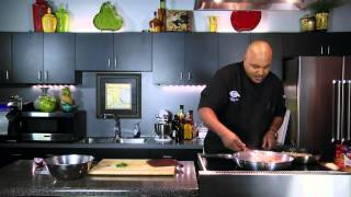 Shrimp & Basil Risotto - Cooking Today with Chef Brooks