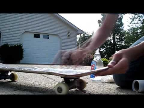 How To Clean Your Skateboard Griptape