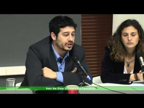 """""""Young Europeans Searching Alone"""" Conference, Athens, 12/03/2014, Part 4"""