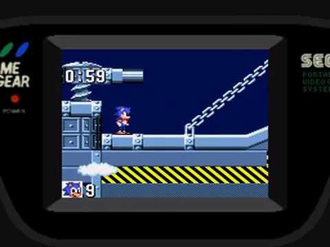 Every Chaos Emerald Location Sonic The Hedgehog 1 Sega Game