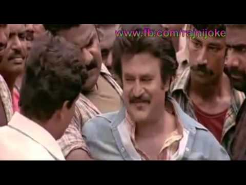 Rajnikanth's Best Dialog