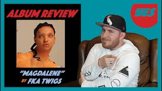 Magdalene by FKA twigs - Album Review YES