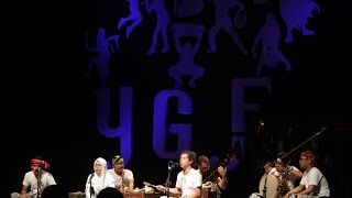 SriMara and Gnayaw Puppets - Mantram Nusantara/Sang Mata Batin. YGF  2014
