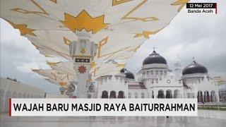 Keindahan Masjid Raya Baiturrahman Aceh Peta Lokasi Foto