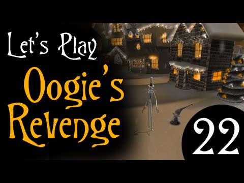 Let's Play Oogie's Revenge Chapter 22: ChristmasTown