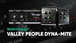 Explosive drums with Valley People Dyna-mite – Softube