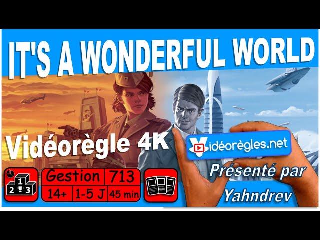 Vidéorègle 4K du Jeu de Société
