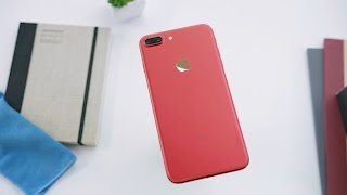 Repeat youtube video New RED iPhone 7 Unboxing!