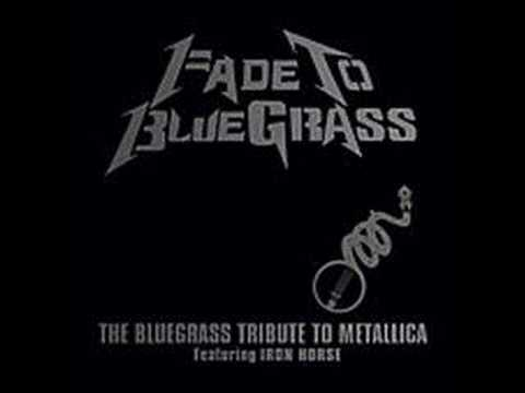 bluegrass tribute to metallica