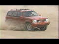 Jeep Grand Cherokee (Test - Essai - Reportage) FR 1992
