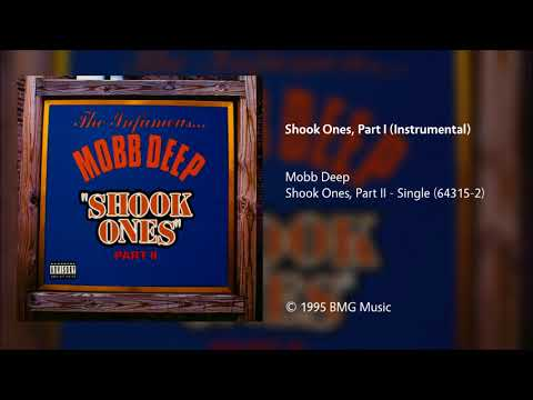 Mobb Deep - Shook Ones, Part 1 (Instrumental)