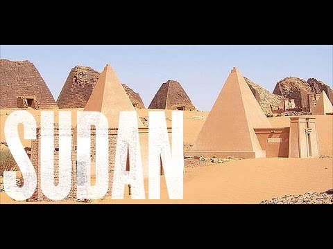 Ancient Kushite Pyramids of Sudan