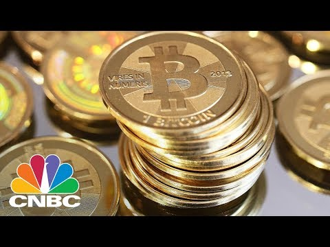Bitcoin's Market Value Tops That Of Netflix | CNBC