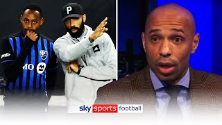 Thierry Henry opens up on his experiences of managing AS Monaco FC & Montreal Impact | MNF