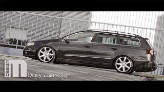 Mdesign Passat 3C daily