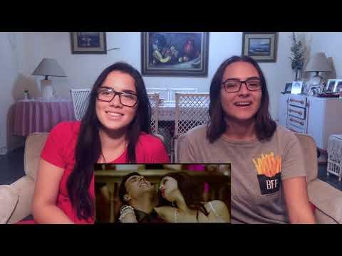 Subah Hone Na De Song Reaction by Irene and Maria   Akshay Kumar   John Abraham