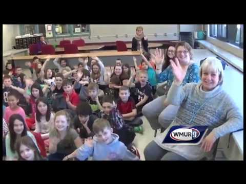 School visit: Derry Village School