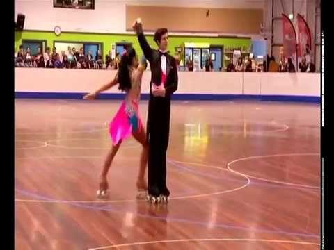 2014 National Artistic Roller Skating Championships