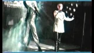 Органическая Леди - Леди-Любовь feat.Кабаре-дуэт Либерти.1999 г Москва