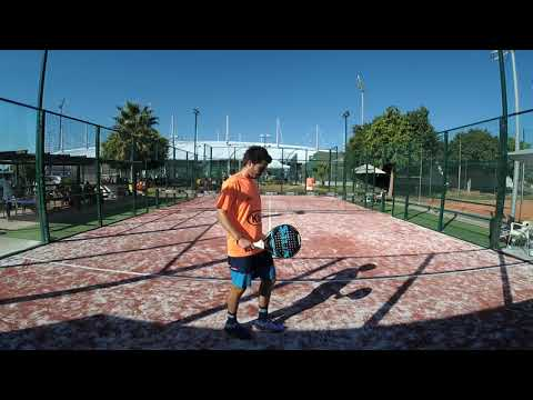 Padel Wall: Open Angola Invest - M1 (meias)