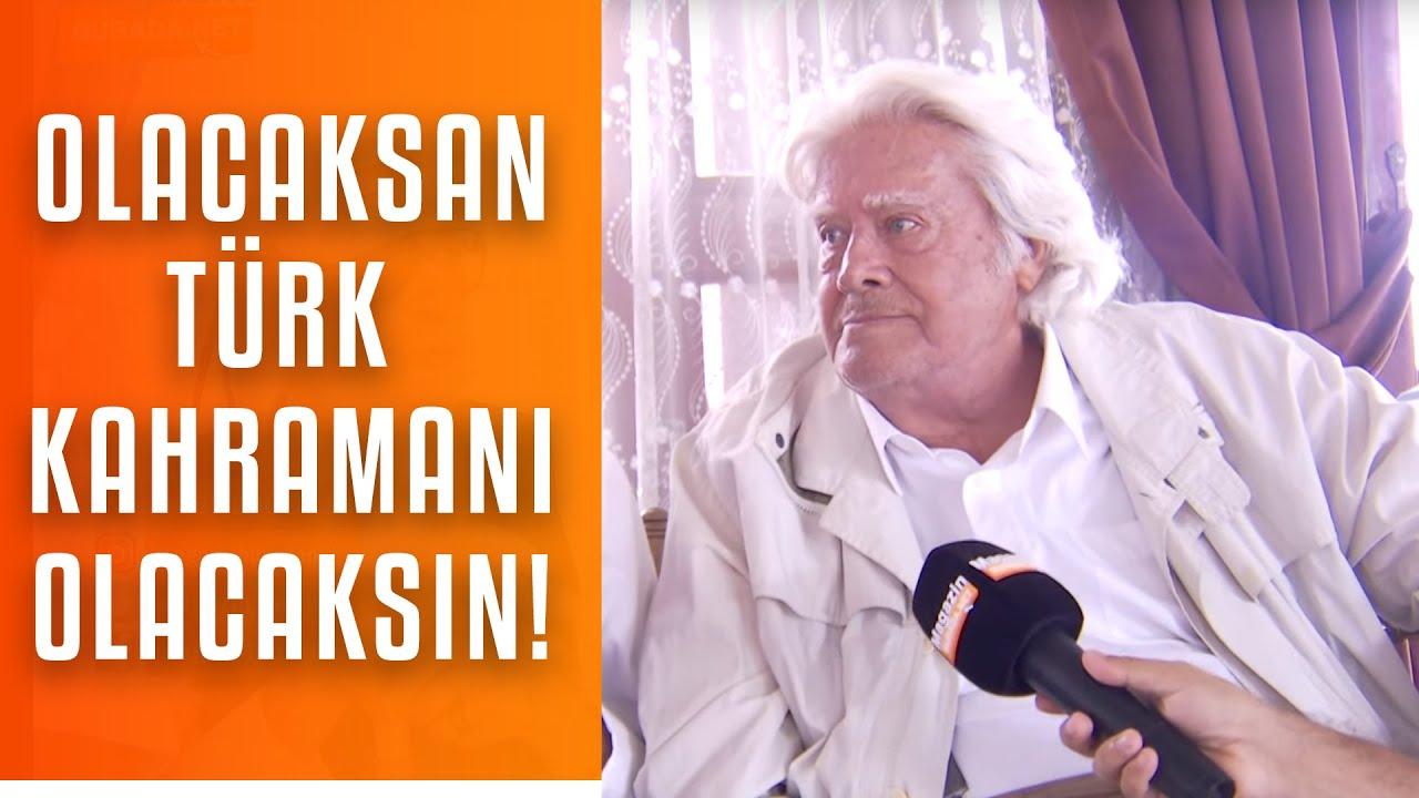 Cüneyt Arkın'dan Hakan:Muhafız yorumu! | Müjdat Gezen Eğlence Dünyası Lansmanı