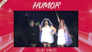 Blue Space Oficial - Humor - 14.04.18
