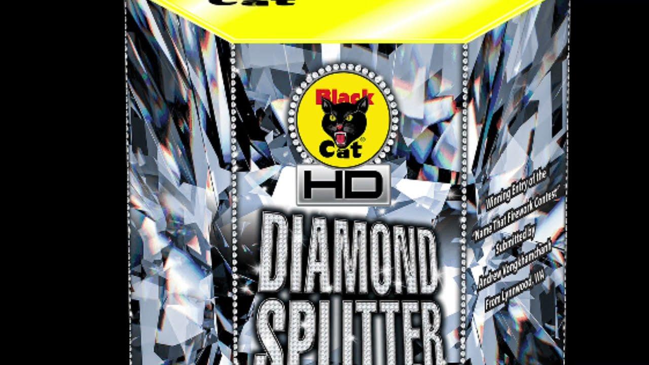 DIAMOND SPLITTER BY BLACKCAT FIREWORKS