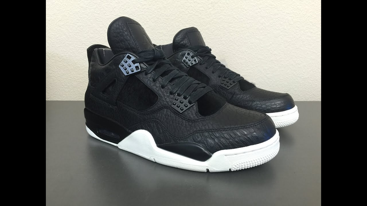 0db560f4d39d The Air Jordan 4 IV Premium