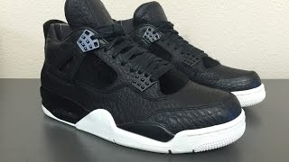 "The Air Jordan 4 IV Premium ""Pony Hair"""