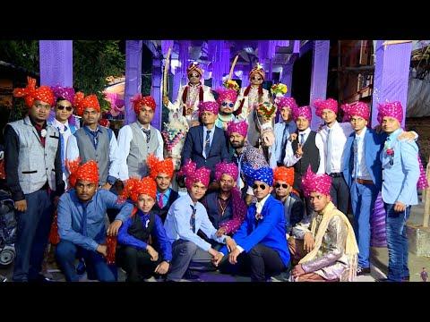 Part 5 || Jagdish & Radhika || Ramesh & Kajal || Wedding Video (Zolawadi - Diu) 2017