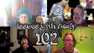 Issues With Andy #102 A Jack At The Beach