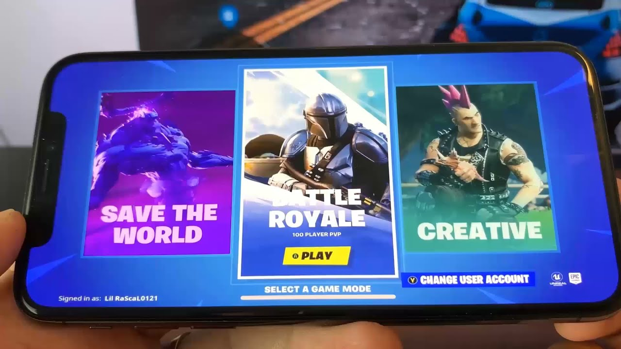 Get Fortnite Mobile On Any Android Fortnite Mobile Download On Ios Iphone Android How To Get Fortnite Mobile After Appstore Ban 2021 Youtube